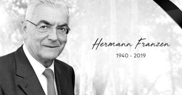 Abschied von Hermann Franzen