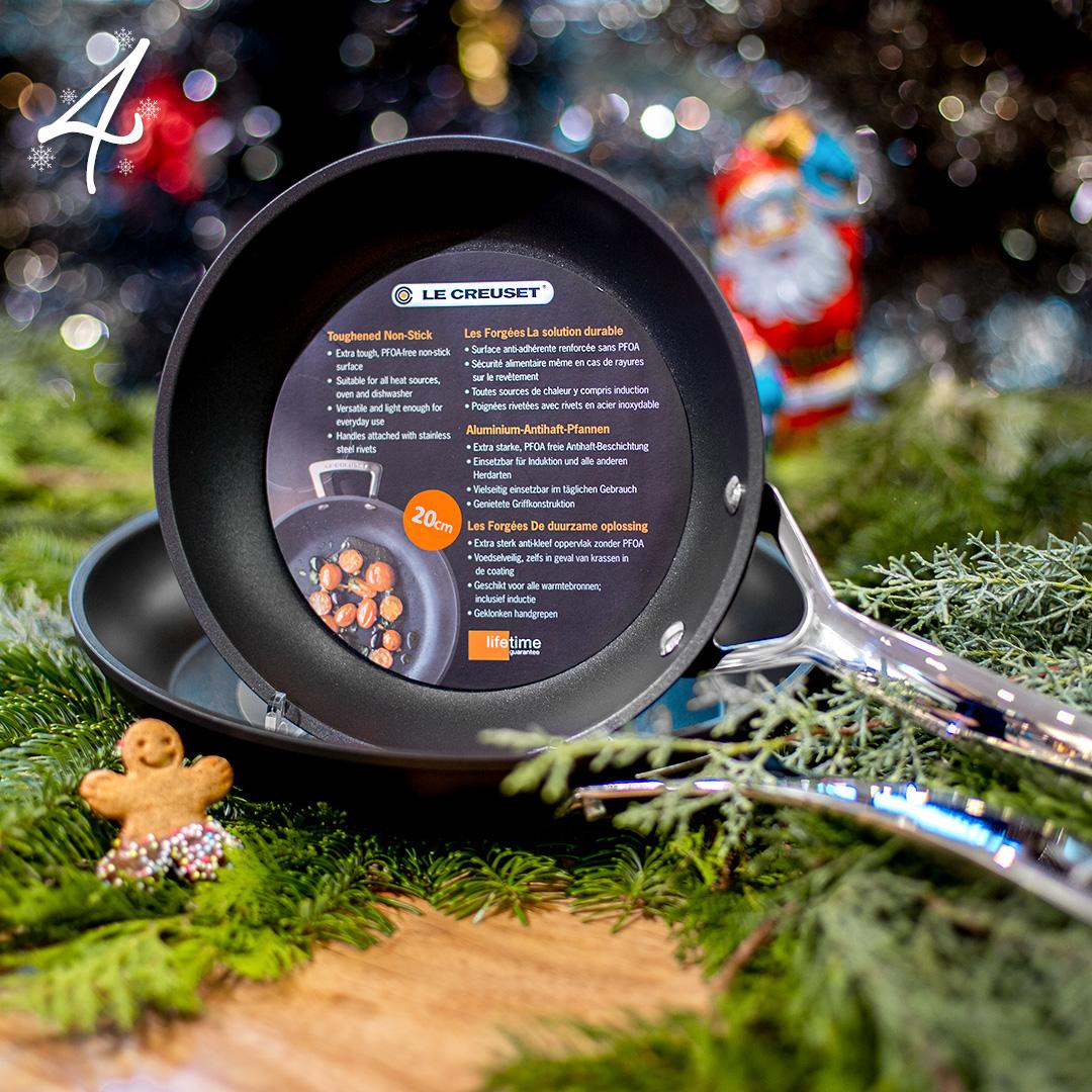 Türchen 4: Pfannenset von Le Creuset zum Advents-Sonderpreis