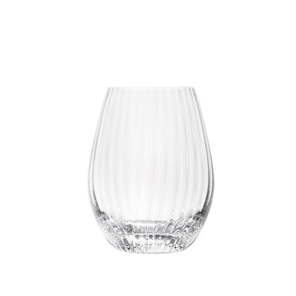 Becher aus Kristallglas der Serie Twist von Saint Louis bei Franzen kaufen