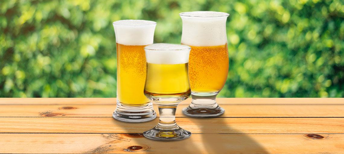 Biertuple, Bierpokal, klassisches Bierglas | Biergläser bei Franzen