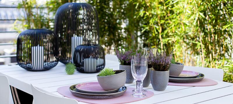 Gartentrends 2021: Wir stellen unsere Favoriten für eine sommerliche Terrassengestaltung vor!