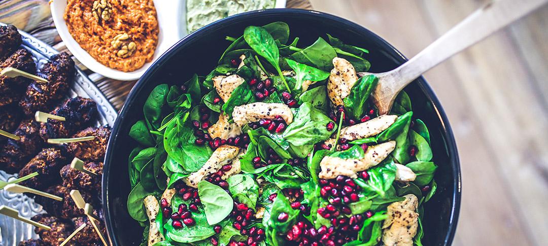Franzen Gourmet-Tipp: Leichte Frühlingssalate
