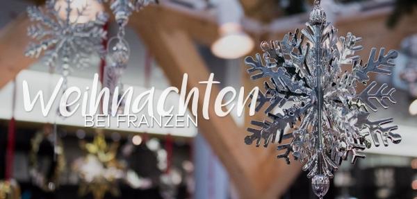 Weihnachten bei Franzen
