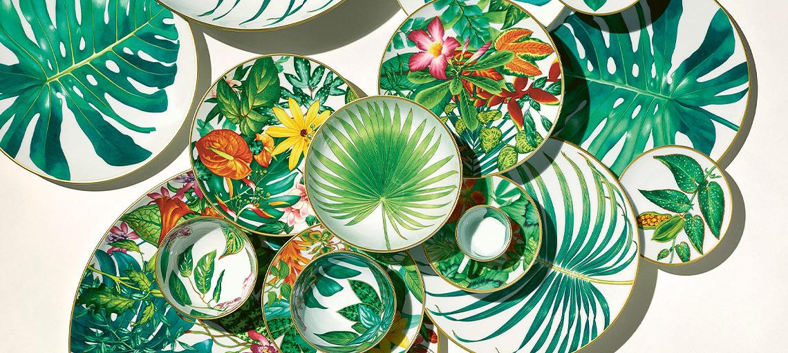 Neu: Hermes Porzellan Passifolia bei Franzen kaufen