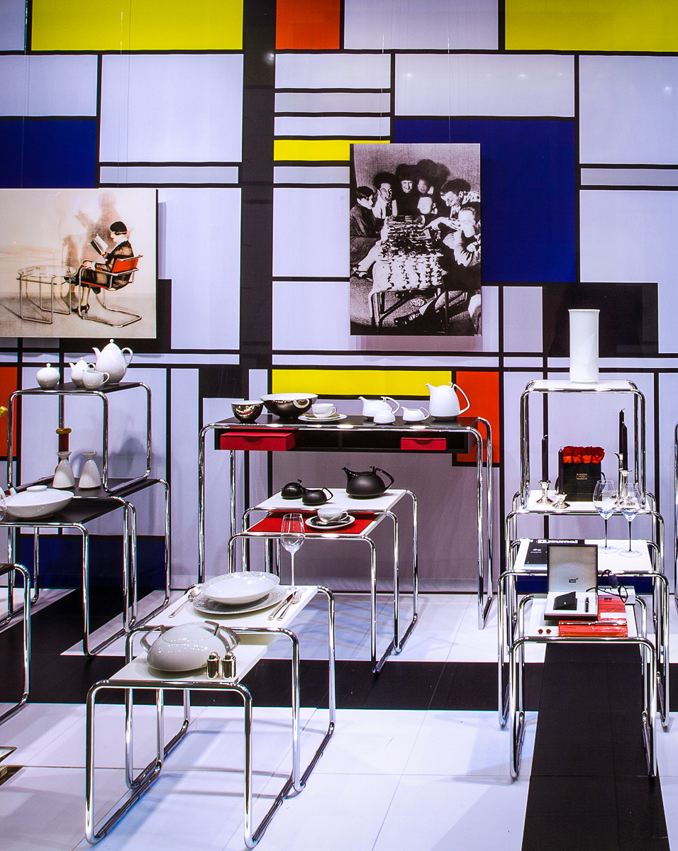 100 Jahre Bauhaus - Unser Schaufenster auf der KÖ