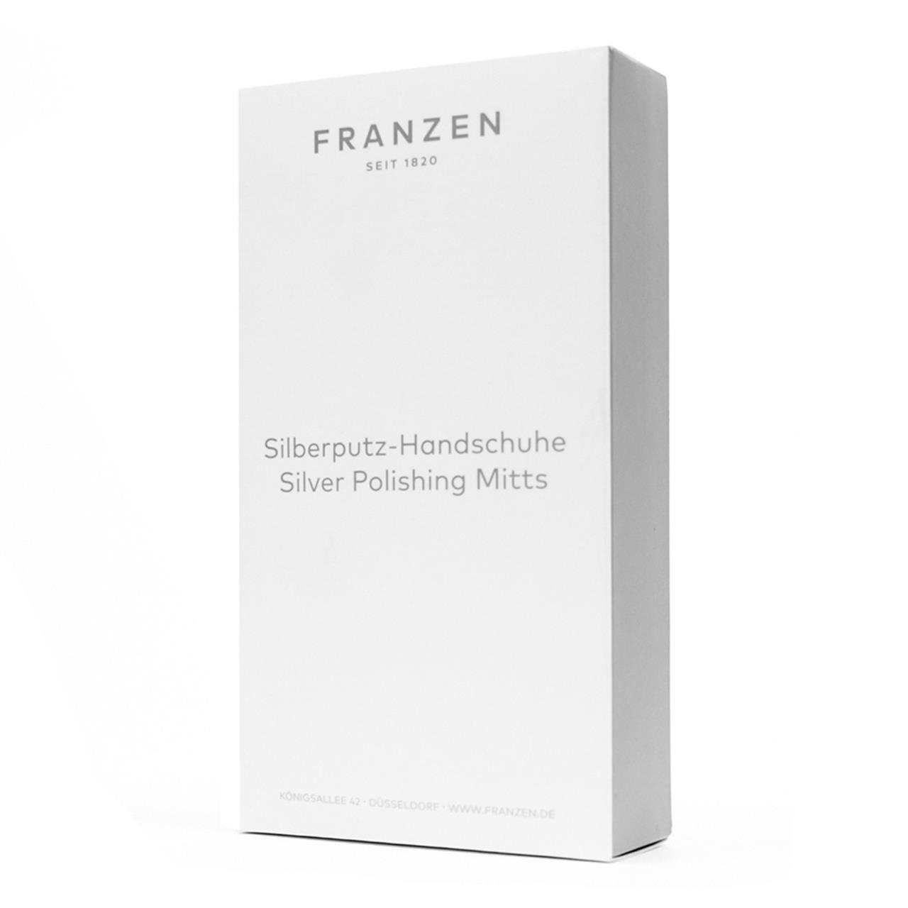 Pflege- und Reinigungsmittel: Silber-Reinigungshandschuhe von Franzen