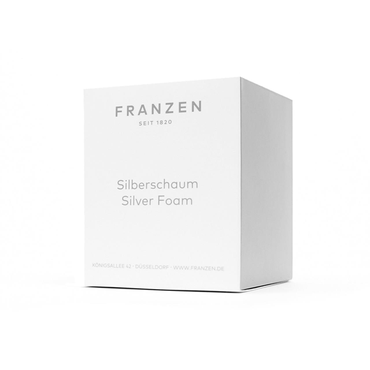 Pflege- und Reinigungsmittel: Silberschaum von Franzen