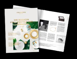 Das neue Franzen Magazin ist da! Lifestyle & Inspiration direkt von der KÖ!