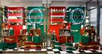 Das Weihnachtsschaufenster bei Franzen auf der KÖ 2018