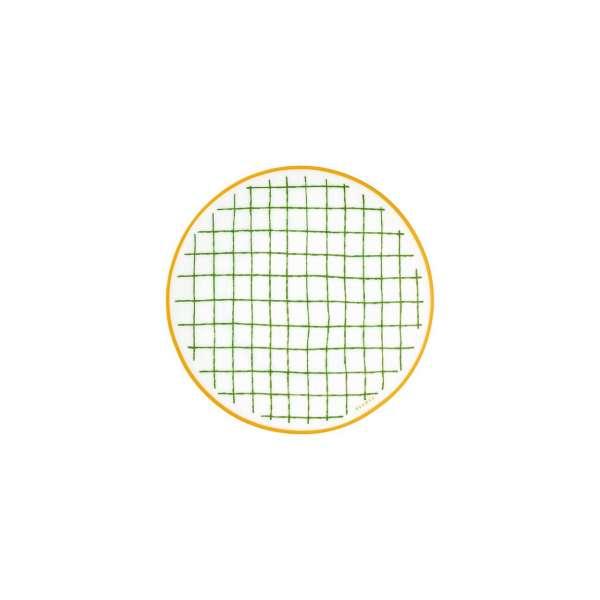Brotteller 14 cm grün
