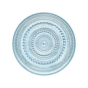 Teller 17 cm hellblau
