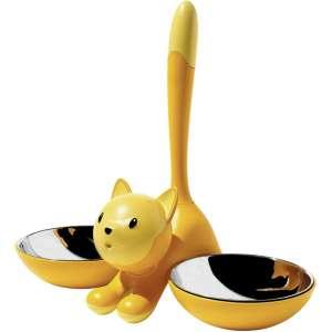 Katzennapf 0,55 l gelb