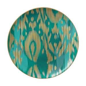 Platzteller 33,5 cm smaragd