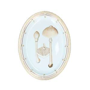 Platte oval 47 cm
