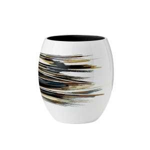 Vase 15,7 cm klein Lignum