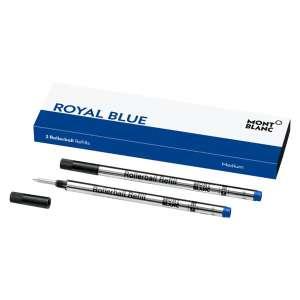 Tintenrollerminen M (2 Stk.) Royal blau