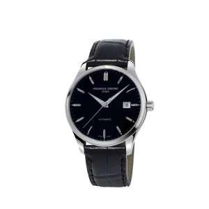 Armbanduhr Classics New Index Automatik Edelstahl