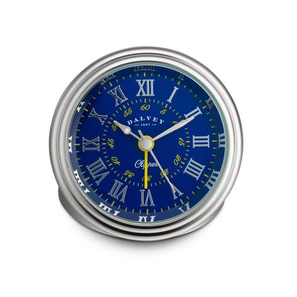 Uhr Clipper blau/gelb