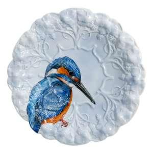 Schale 26,5 cm Eisvogel