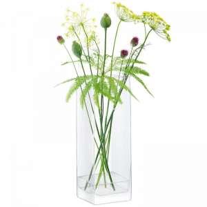 Vase 60x20x20 cm klar
