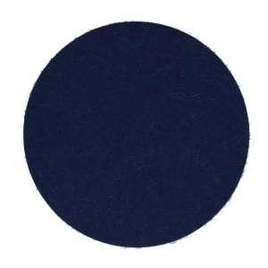 Untersetzer rund 12 cm indigo 12
