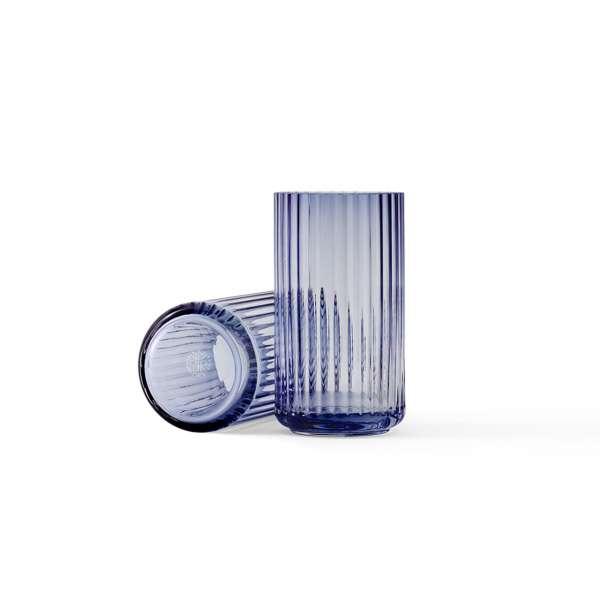 Vase 15 cm mitternachtsblau
