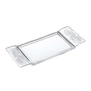 Tablett 42,5 cm klar
