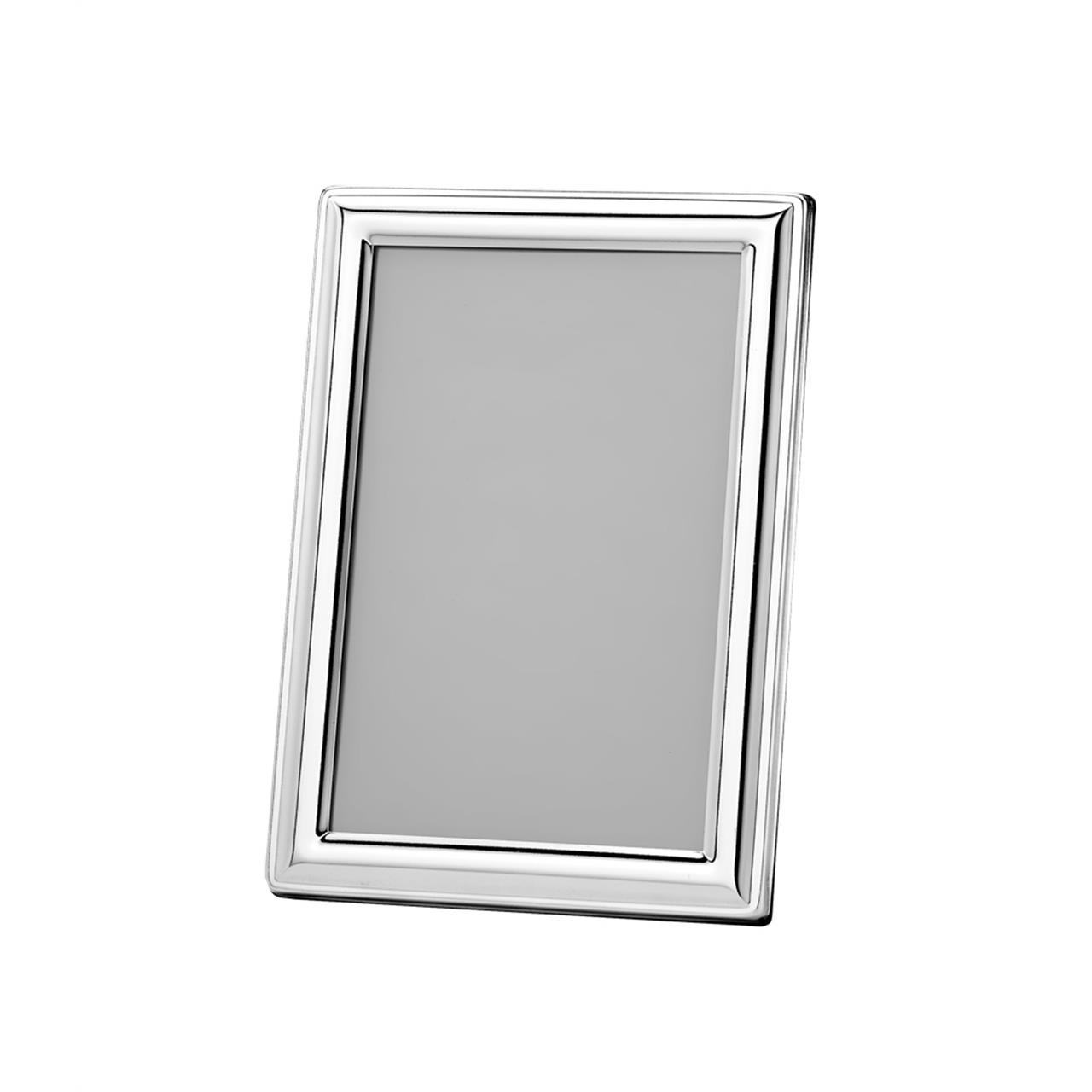 Silbergalerie | Bilderrahmen Detmold 10x15 cm versilbert |Franzen ...