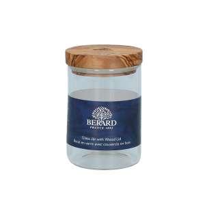 Behälter 0,60 l Olivenholzdeckel