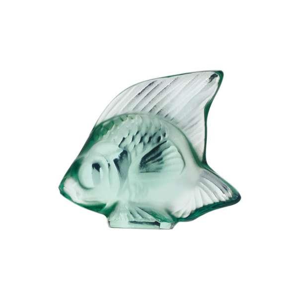 Fisch mintgrün 'Poisson'