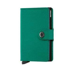 Miniwallet Crisple emerald/black