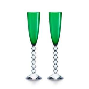 Flutissimo smaragdgrün (2 Stk.)