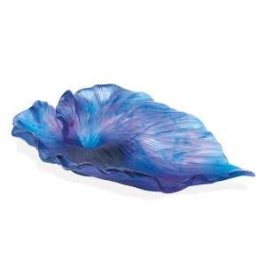 Schale 39 cm dunkelblau