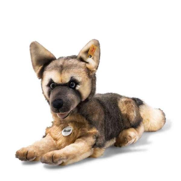 Schäferhund Mike 37 cm braun/blond