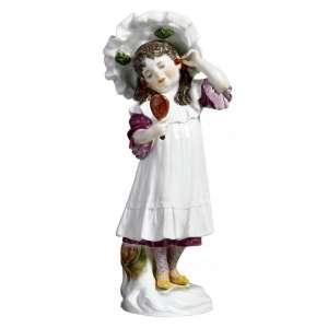 Kind mit Spiegel 17,5 cm