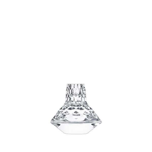 Kerzenleuchter 8,5 cm klar