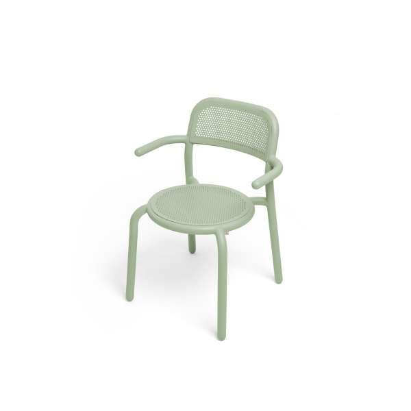 Armchair mist green