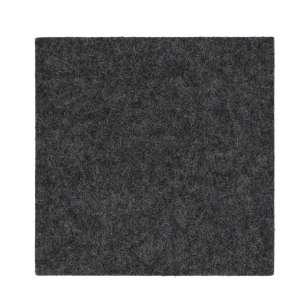 Untersetzer quadratisch 9x9 cm anthrazit 01