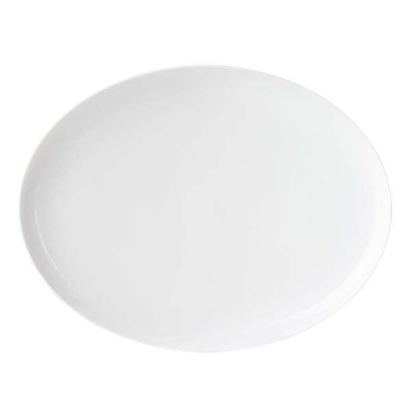 Teller oval coup 31 cm