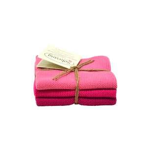 Wischtücher (3 Stk.) pink Kombi