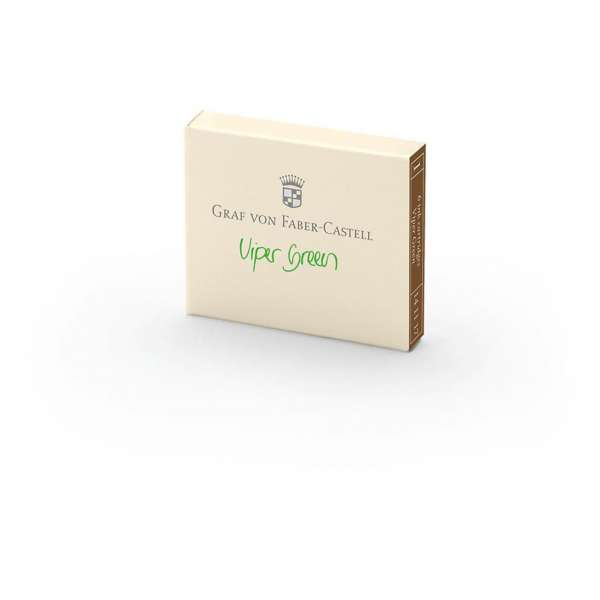 Tintenpatronen 6x Viper Green