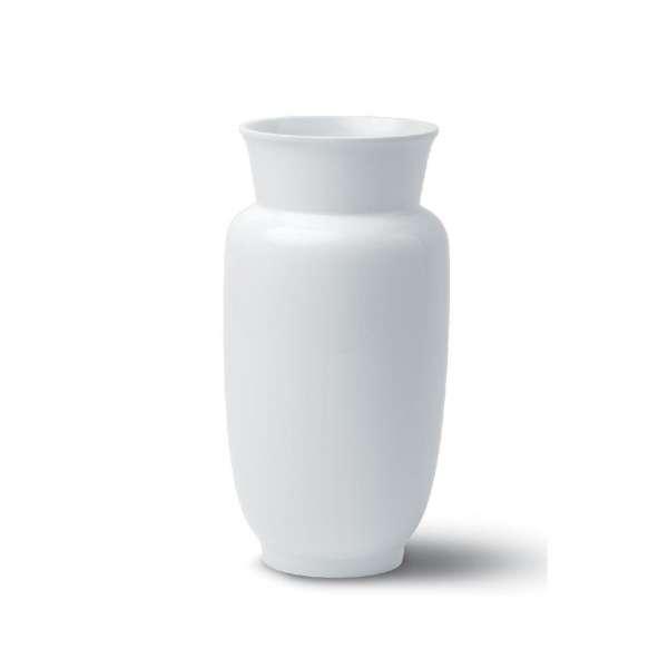 Bodenvase 48 cm SAALE weiß