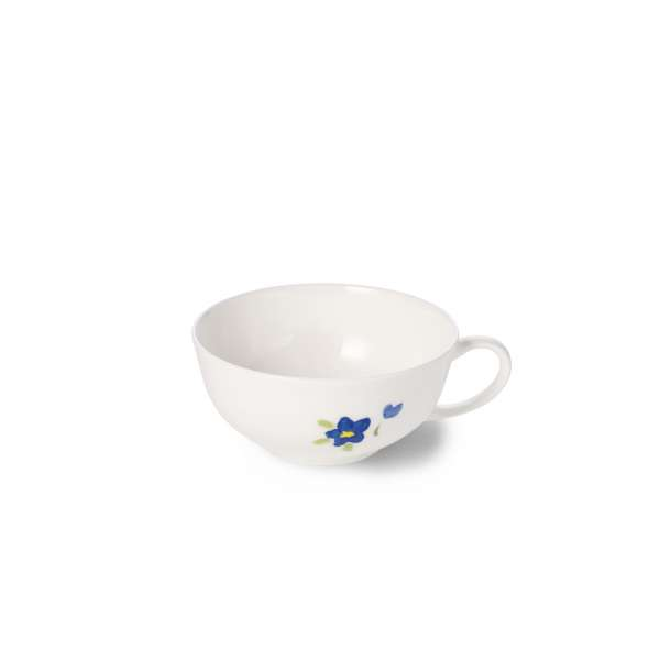Tee-Obere 0,20 l blau