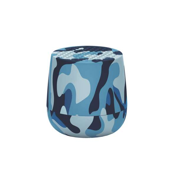 Speaker Camo blau