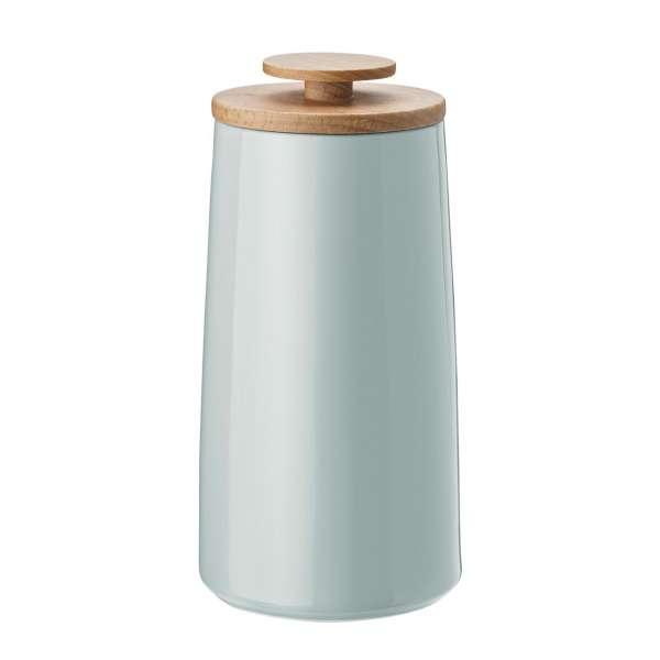 Tee-/Aufbewahrungsdose 300 g hellgrün