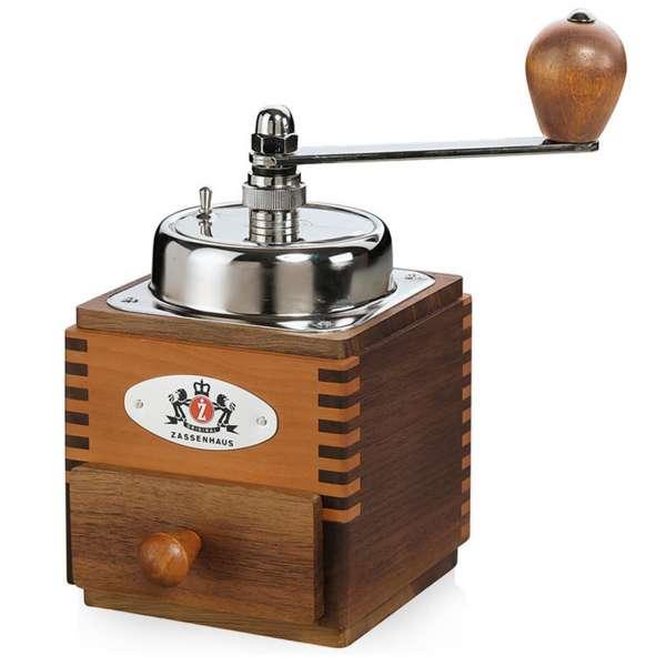 Kaffeemühle Nussbaum/Birne