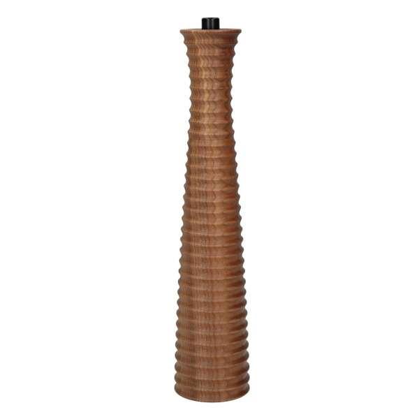 Pfeffer-/Gewürzmühle Innenprofil breit 31 cm Nußbaum