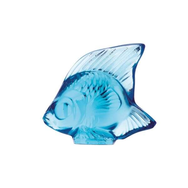 Fisch hellblau 'Poisson'