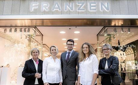 Franzen Düsseldorf team franzen düsseldorf onlineshop