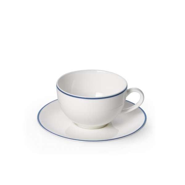 Kaffeetasse m. U. rund 0,25 l hellblau